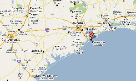 Galveston Texas Moody National Bank