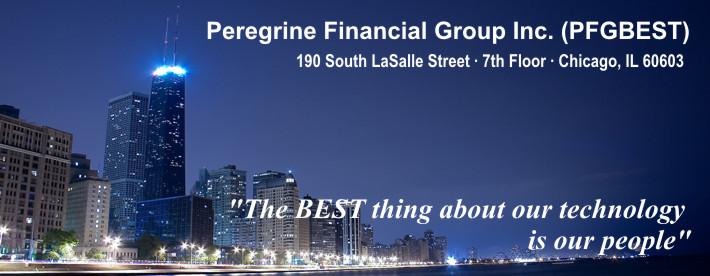 Перегрин Файненшиал Груп (Peregrine Financial Group, Inc.) (PFG) (PFGBEST)