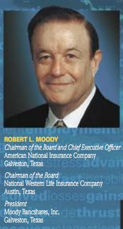 Robert L. Moody NWLI National Western Life Insurance company