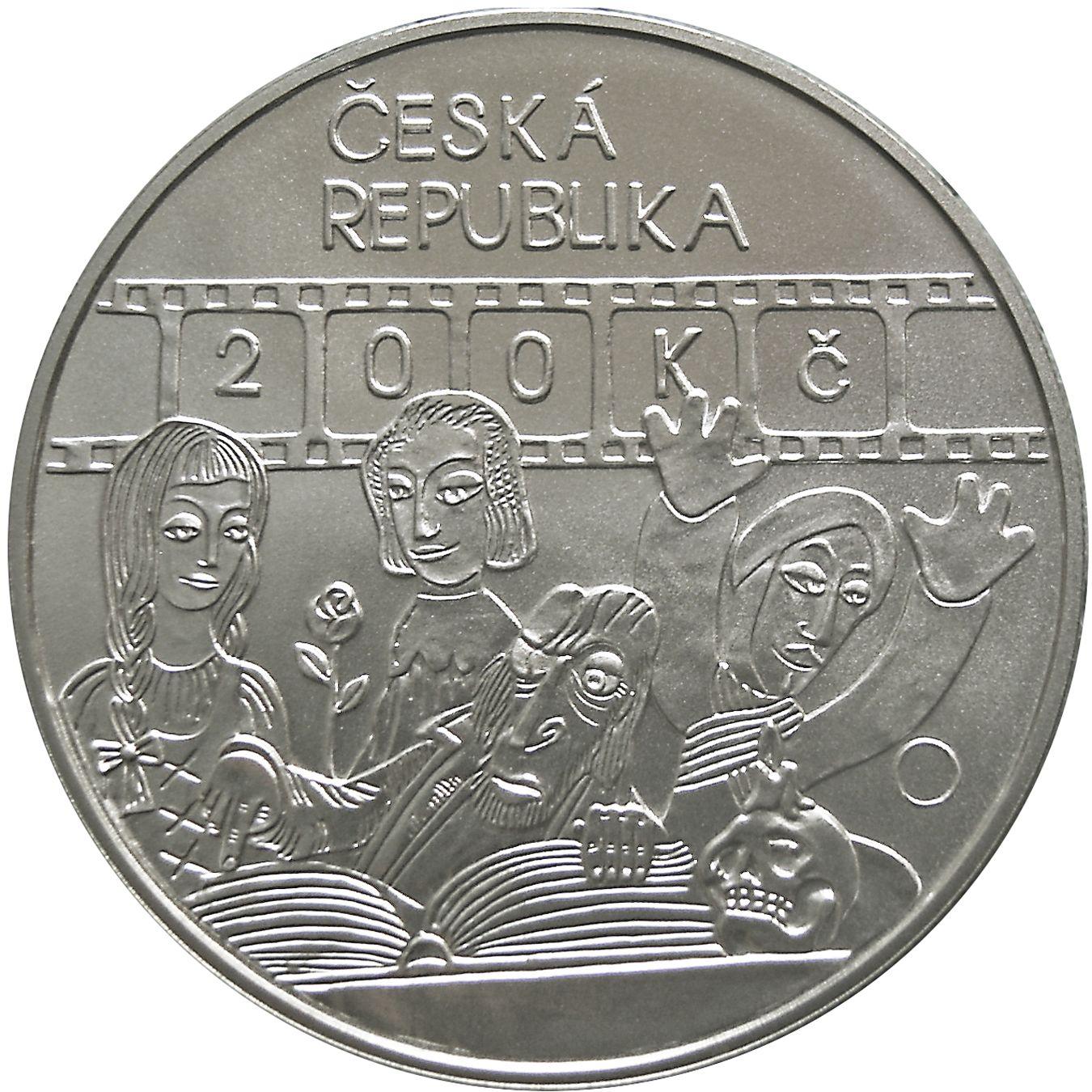 czech 2010 zeman 200 kc
