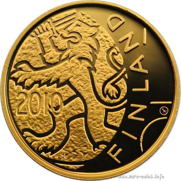 fin 100 euro 2010 150 vuotta