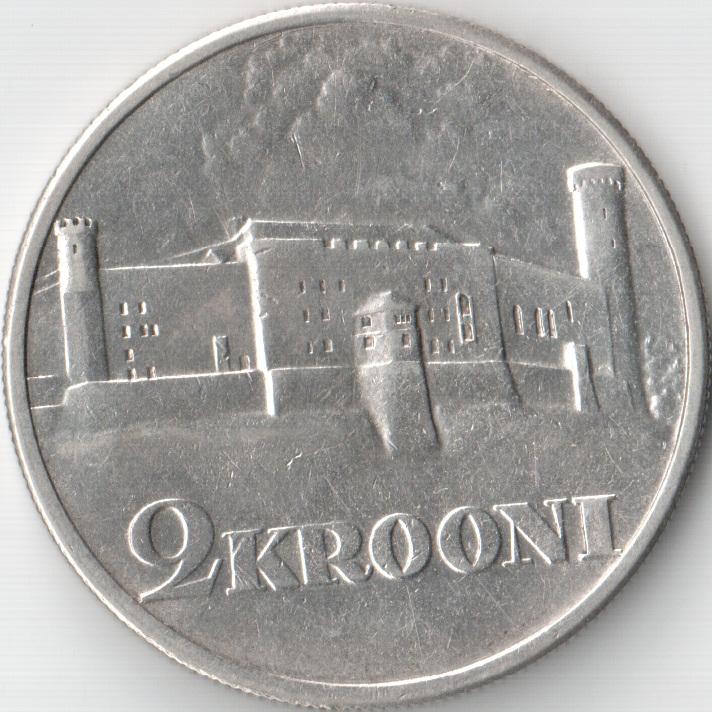 2 krooni 1930 Eesti
