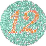 color blindness test 12