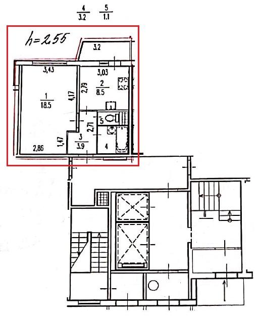 Продажа однокомнатной квартиры, Невский район, метро проспект Большевиков, улица Бадаева 8к2